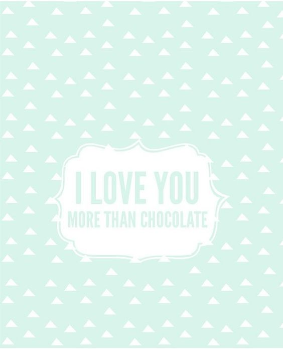 I Love You More Than Quotes: Mother's Day Candy Bar Wrappers