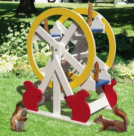 Ferris Wheel Projects To Make Pinterest Squirrel