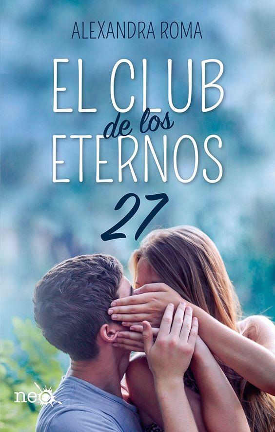 El club de los eternos 27, Alexandra Roma