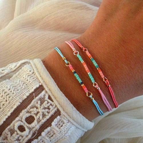 Ordentlich Diy Armbander Perlen Xoxo Diy Bracelets Anklets