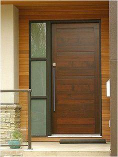 52 Desain Model Pintu Utama Rumah Minimalis Terbaru Dekor Rumah Eksterior Modern The Doors Rumah Minimalis