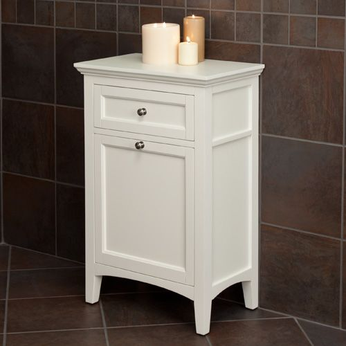 Laundry hamper laundry and tile on pinterest - Tilt laundry hamper ...