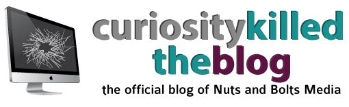 Curiosity Killed the Blog