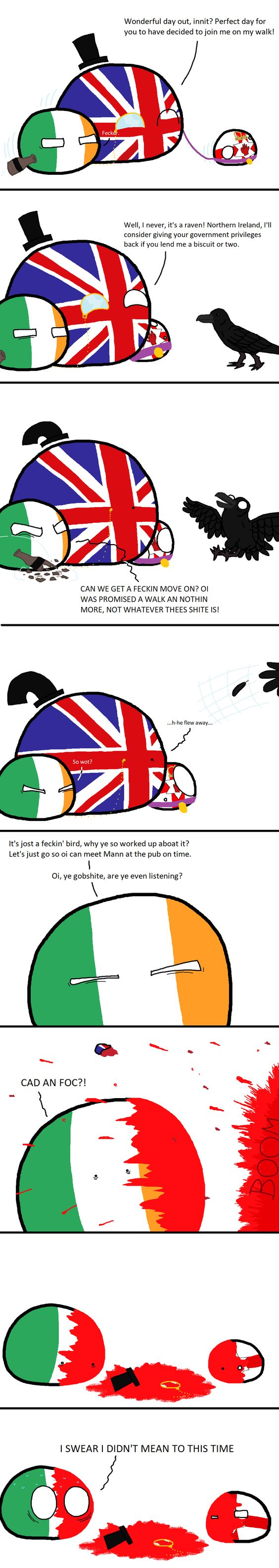 Countryball The Birds And The Brits Some Jokes How To Make Comics Fun Comics