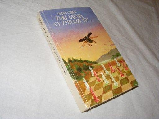 Zuki Lataja O Zmierzchu Maria Gripe Twarda Bdb 6762163000 Oficjalne Archiwum Allegro Maria Book Cover Books