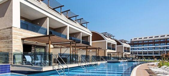 Last Minute Türkei: 7 Tage im sehr guten 4* Clubhotel MAGIC LIFE mit All Inclusive schon für 315€ inkl. Flügen, Transfer und Zug zum Flug