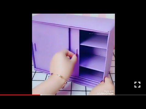 اشغال يدوية طريقة صنع خزانة بالكرتون وافكار اخرى مفيدة حرف ابداعية سهلة Youtube Projects To Try Diy Crafts Projects