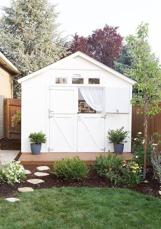 Backyard Retreat Small Studio And Cottages On Pinterest