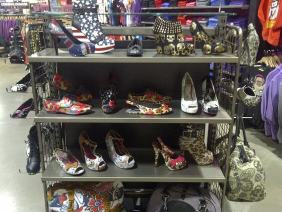 3 little words us ladies love to hear - IRON FIST SHOES! in store now   (will all be online very soon)