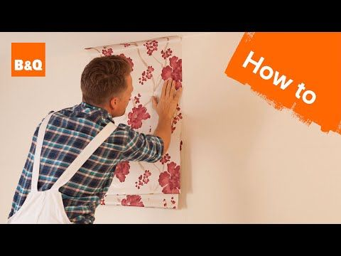 234 How To Hang Wallpaper Part 2 Hanging Youtube How To Hang Wallpaper Wallpaper How To Install Wallpaper