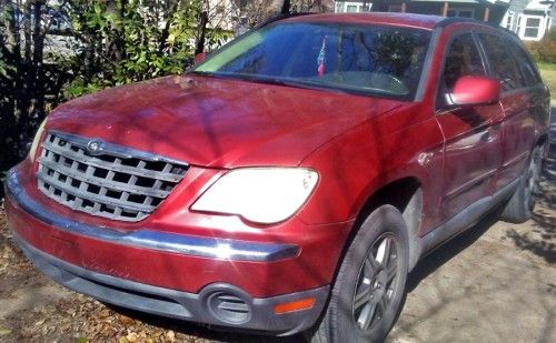 For Sale By Owner In Dallas Tx Year 2007 Make Chrysler Model