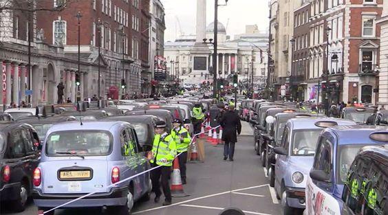 uber london vehicles