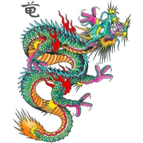 Fantasticos Tatuajes De Dragones Y Significados Disenos De Tatuaje De Dragon Tatuajes De Dragones Japoneses Tatuaje De Dragon