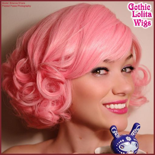 "I want the ""Frenchie"" look!  Love the style, love the pink!"