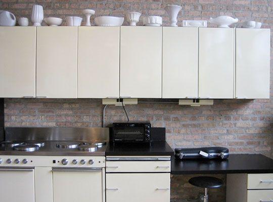 White Kitchens   Apartment Therapy