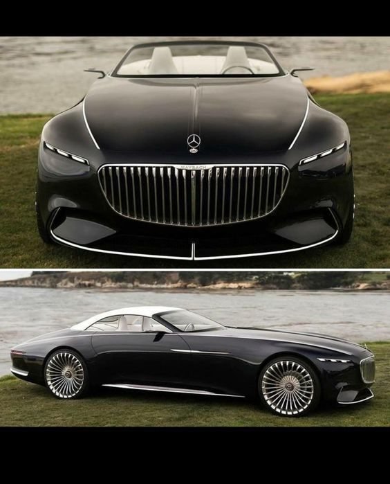 15 Luxurious Automobiles Maybach New Concepts Mercedes Maybach