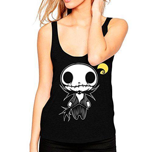 "Tirantes Mujer ""Dark World"" - The Jack Talla M #camiseta #friki #moda #regalo"