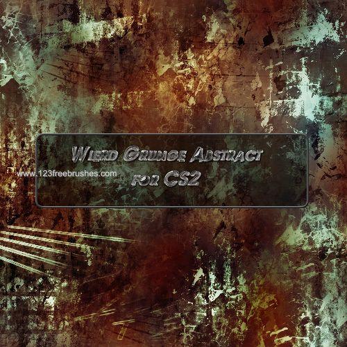 Weird Grunge Abstract - Download  Photoshop brush http://www.123freebrushes.com/weird-grunge-abstract/ , Published in #GrungeSplatter. More Free Grunge & Splatter Brushes, http://www.123freebrushes.com/free-brushes/grunge-splatter/ | #123freebrushes
