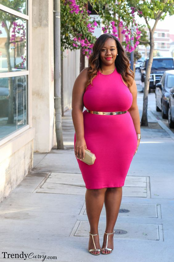 Trendy Curvy Plus Size Fashion Style Blog The Beauty Of The Female Body Pinterest
