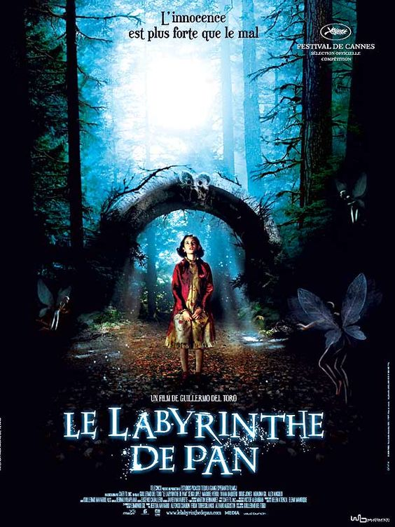 Le Labyrinthe de Pan est un film de Guillermo del Toro avec Ivana Baquero, Sergi López. Synopsis : Espagne, 1944. Fin de la guerre.Carmen, récemment remariée, s'installe avec sa fille Ofélia chez son nouvel époux, le très autoritaire Vidal, ca