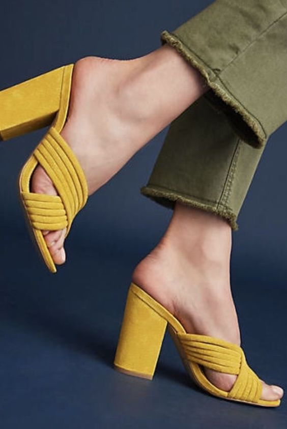 Modest Summer Sandals