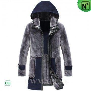 Custom Made Shearling Coats