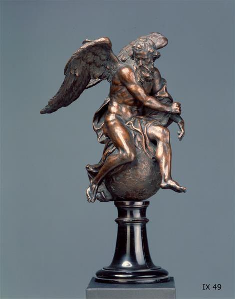 Allegorie der Zeit Bernini, Gian Lorenzo (1598-1680) Umkreis