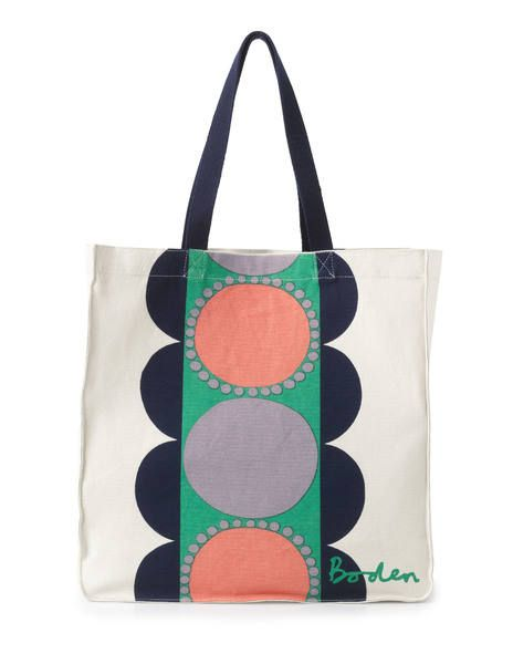 Canvas Shopper AM228 Bags & Wallets at Boden