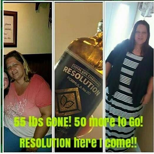 Happy Hump Day (Woot Woot)..She is doing a really great job!!!! Can you imagine having 50 additional pounds to lose or maybe even a hundred??? With Resolution you can gain control of your eating habits and it will coach you into a healthier lifestyle so weight loss can be permanent. If you learn how to eat healthy, you can keep it off!!! You can order here: http://gethealthywithtamika.com