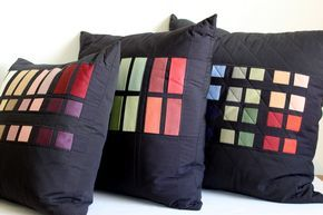 Charming DIY Set Pillows