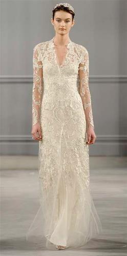 Looks modelos - Bridal Fashion (© Getty Images)