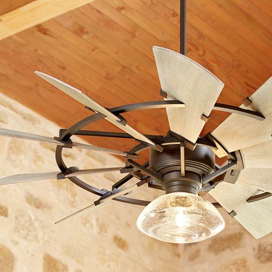 Quorum 52 Windmill Ceiling Fan With Light Quorum International