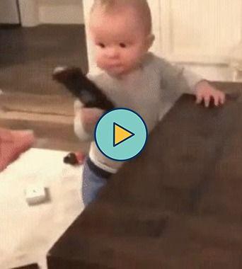 Um novo calmante para criança