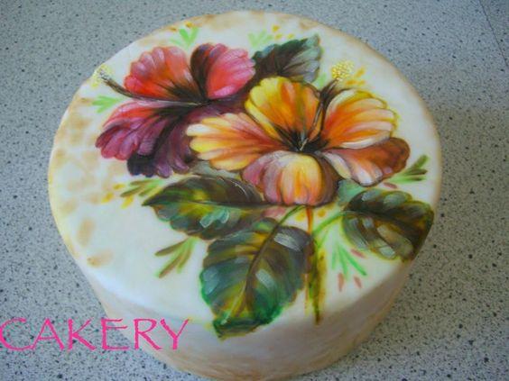 Decoração de Bolos Inspiração - decoração do bolo Projetos em craftsy!