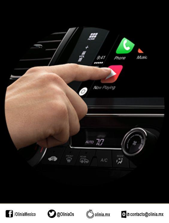 Apple anuncia ¡Lanzamiento de CarPlay!  ¡Entérate de que se trata! http://olinia.mx/blog/