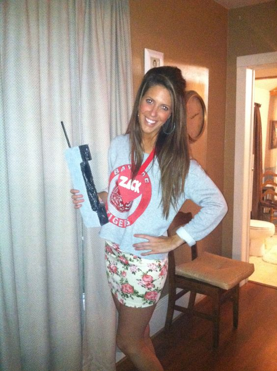 Saved By The Bell <3 Kelly Kapowski #Halloween Costume