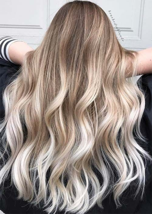 25 Shades Of Blonde Hair Color Blonde Hair Dye Tips Dyed Blonde