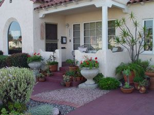 Cute house with character ~ xeriscape: carmel_navigate
