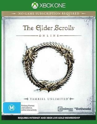 cool The Elder Scrolls Online Tamriel Unlimited - Xbox One game - BRAND NEW - For Sale View more at http://shipperscentral.com/wp/product/the-elder-scrolls-online-tamriel-unlimited-xbox-one-game-brand-new-for-sale/