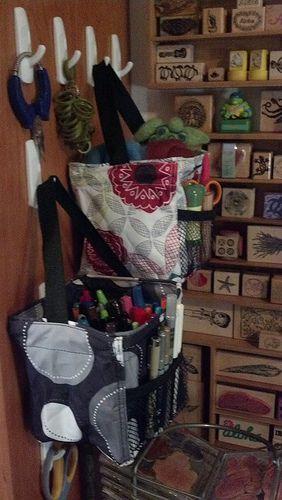 avec sacs Ikea pour linge sale