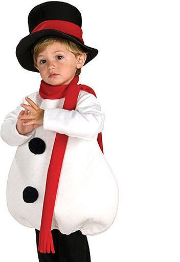 Toddler Baby Snowman Costume | Boys, Snowman costume and ...