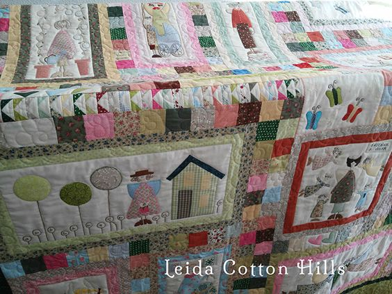 Galería. Leida Cotton Hills