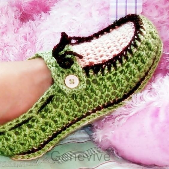 Descarga instantánea Crochet patrón botón adultos por Genevive