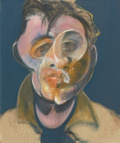 Francis Bacon, Self-Portrait, 1969 Private Collection, Sold Sotheby's New York, November 2007 ($33.1 million) © The Estate of Francis Bacon. All rights reserved. / DACS, London / ARS, NY 2016