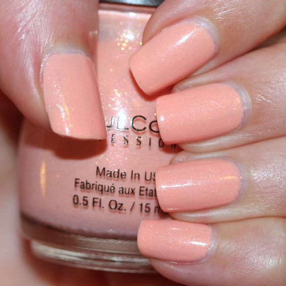 Sinful Colors V.I.Peach (Kylie Trend Matters Angel Collection)