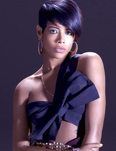 Marvelous Bow Tops Kelis Hair And Salt N Pepa On Pinterest Short Hairstyles Gunalazisus