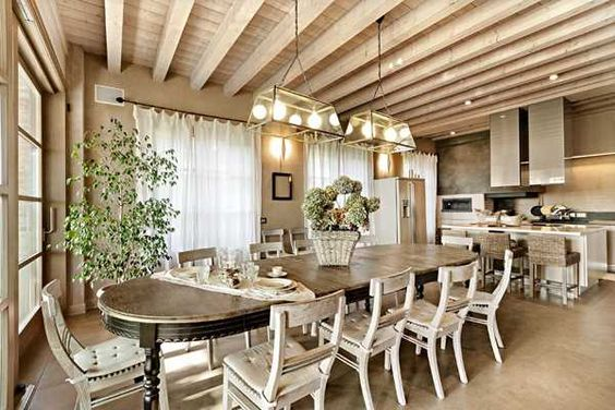 Vicky's Home: Estilo francés en Italia / French Style in Italy