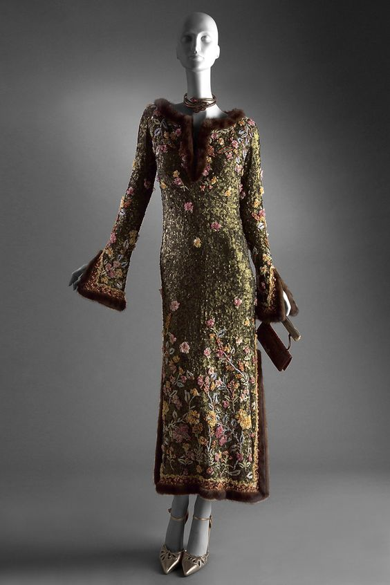 Valentino: Master of Couture, colección de Alta Costura A/W 2002