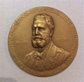 Medaille Dr. Karl Lueger Wien