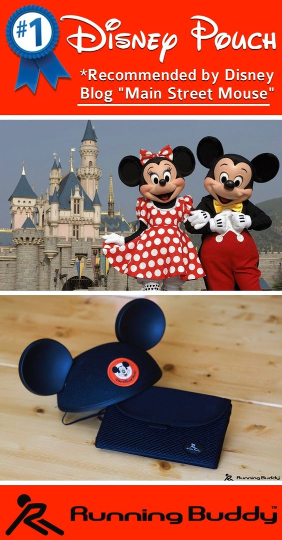 Check out the #1 Disney Pouch to keep you purse/bag free at the park!